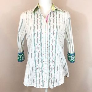 197ac1e9 Robert Graham Button Down Shirts for Women | Poshmark
